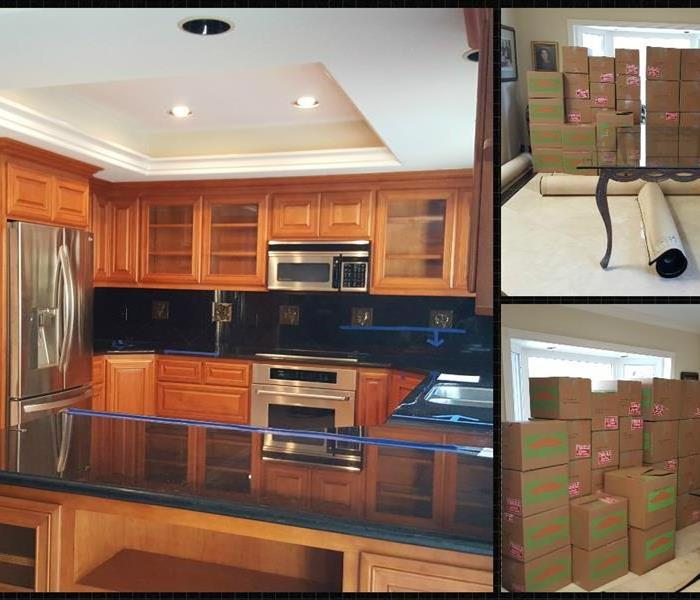 Pack Out for Kitchen in Laguna Hills