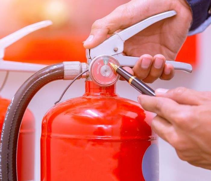 Fire Damage How To Choose a Fire Extinguisher: 3 Tips