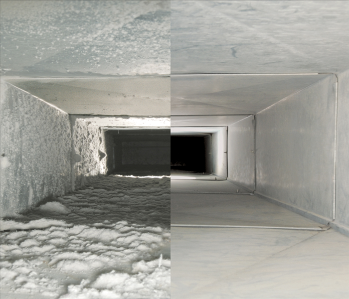 Cleaning What is Lurking in Your Costa Mesa Air Ducts?