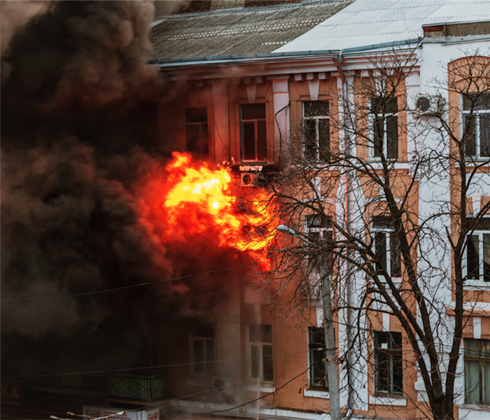 Why SERVPRO What Are the Tenants' and Building Owner's Responsibility After a Fire?