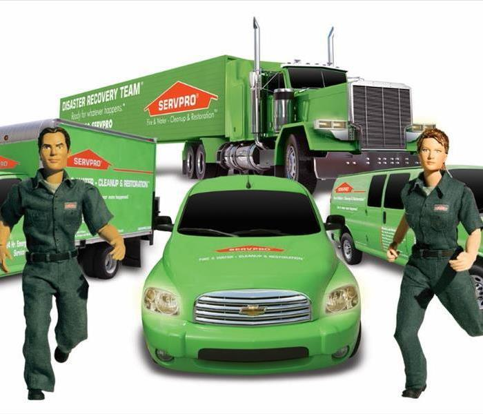 General For Immediate Service in Costa Mesa, Call SERVPRO