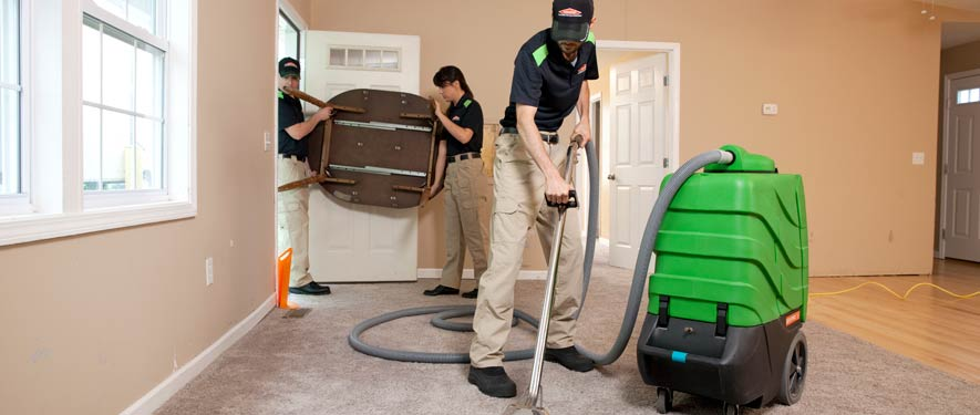 Costa Mesa, CA residential restoration cleaning